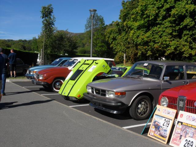Exposition des autos
