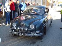 Des SAAB au Rallye de Monte Carlo Historique 2013